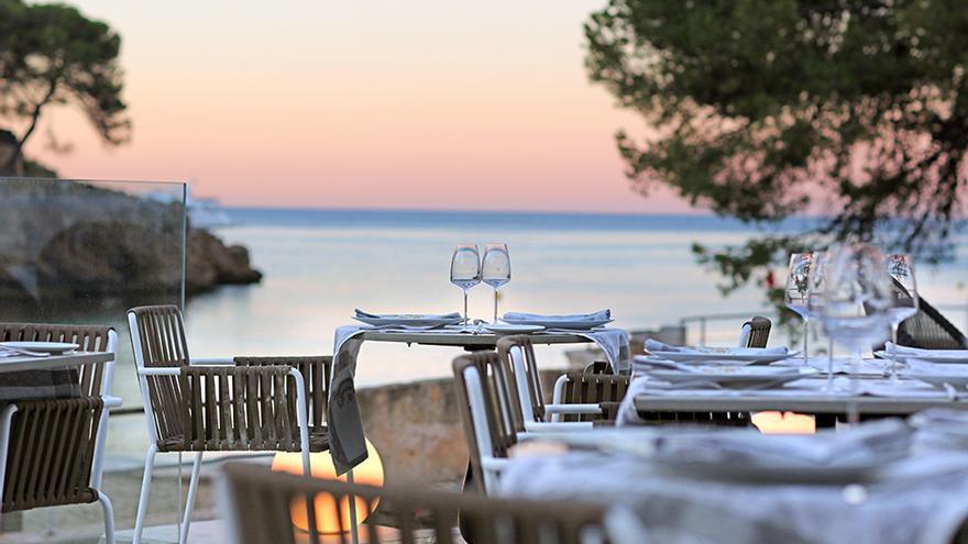 Cocina de vanguardia junto al Mediterráneo para saborear los mejores productos locales en Mallorca
