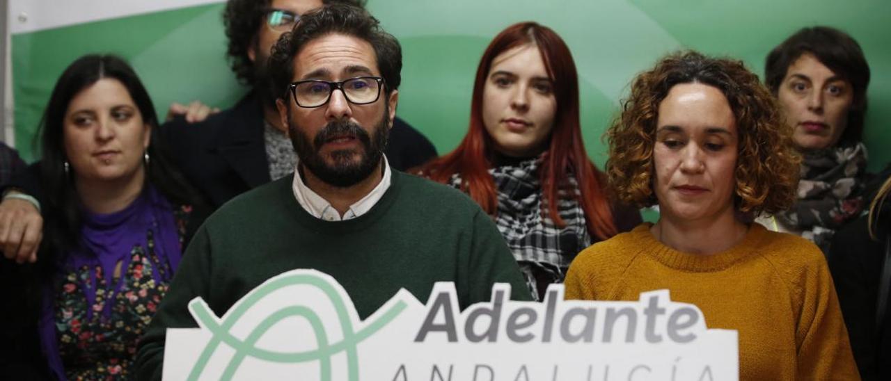 2-D Elecciones Andaluzas/Noche electoral cordobesa