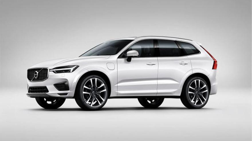 El XC60 Premium Edition llega a las instalaciones de Volvo Auto Sweden