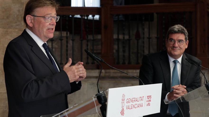 """Escrivá apoya el impuesto que planteó Puig para las rentas altas de Madrid: """"Tiene mucho recorrido"""""""