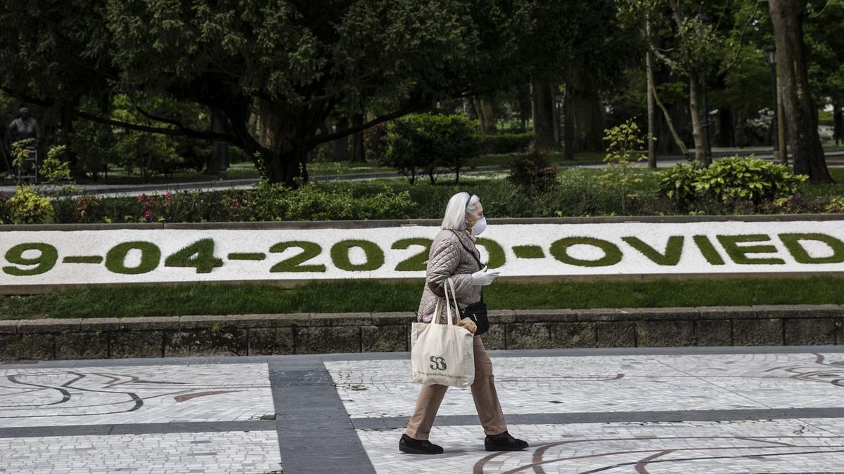 El 2020 en Asturias, en imágenes: así fue el año en el que el coronavirus nos cambió la vida