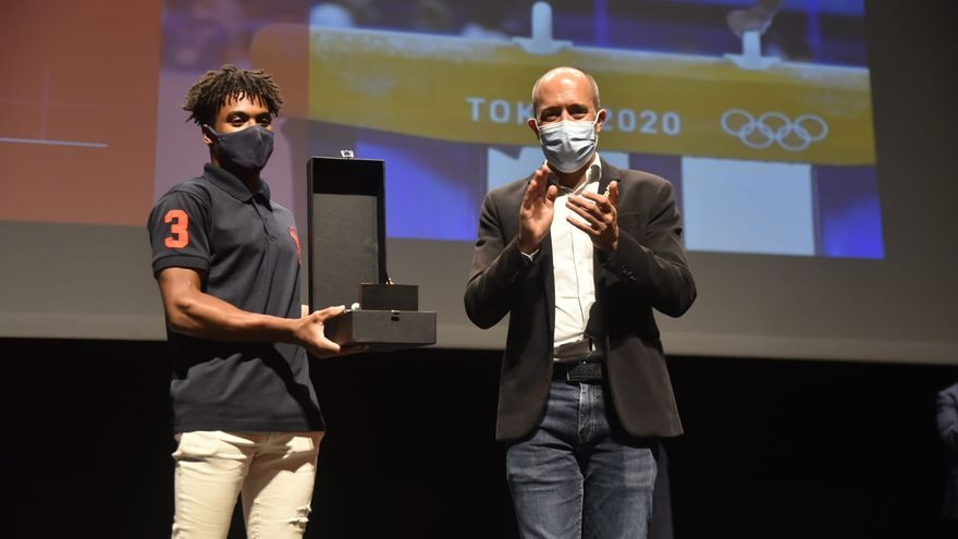 La Nit de l'Esportista premia Thierno Diallo