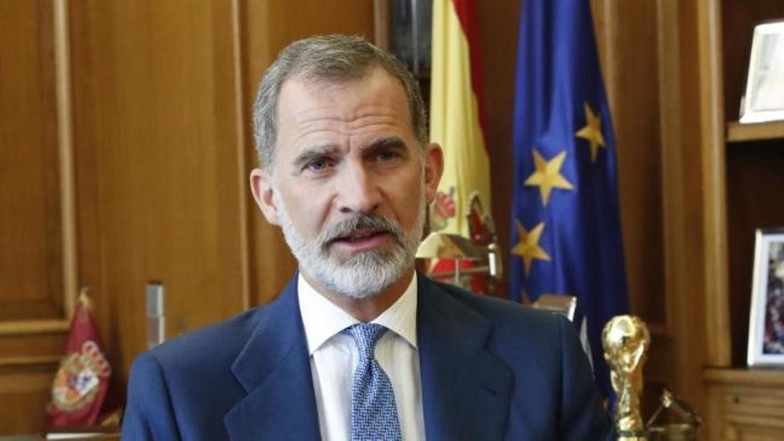 El Rey subraya el compromiso de España con la ONU