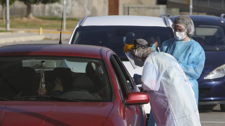 Alicante registra 85 nuevos contagios, la cifra más baja en 15 días