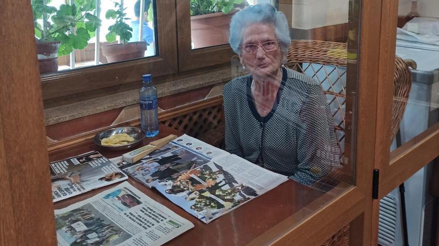 Fallece Florinda Álvarez, emblema de la hostelería de Las Regueras, a los 99 años