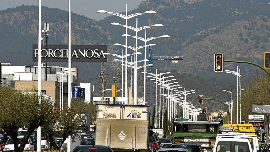 Asima rechaza la creación de un nuevo polígono en Palma
