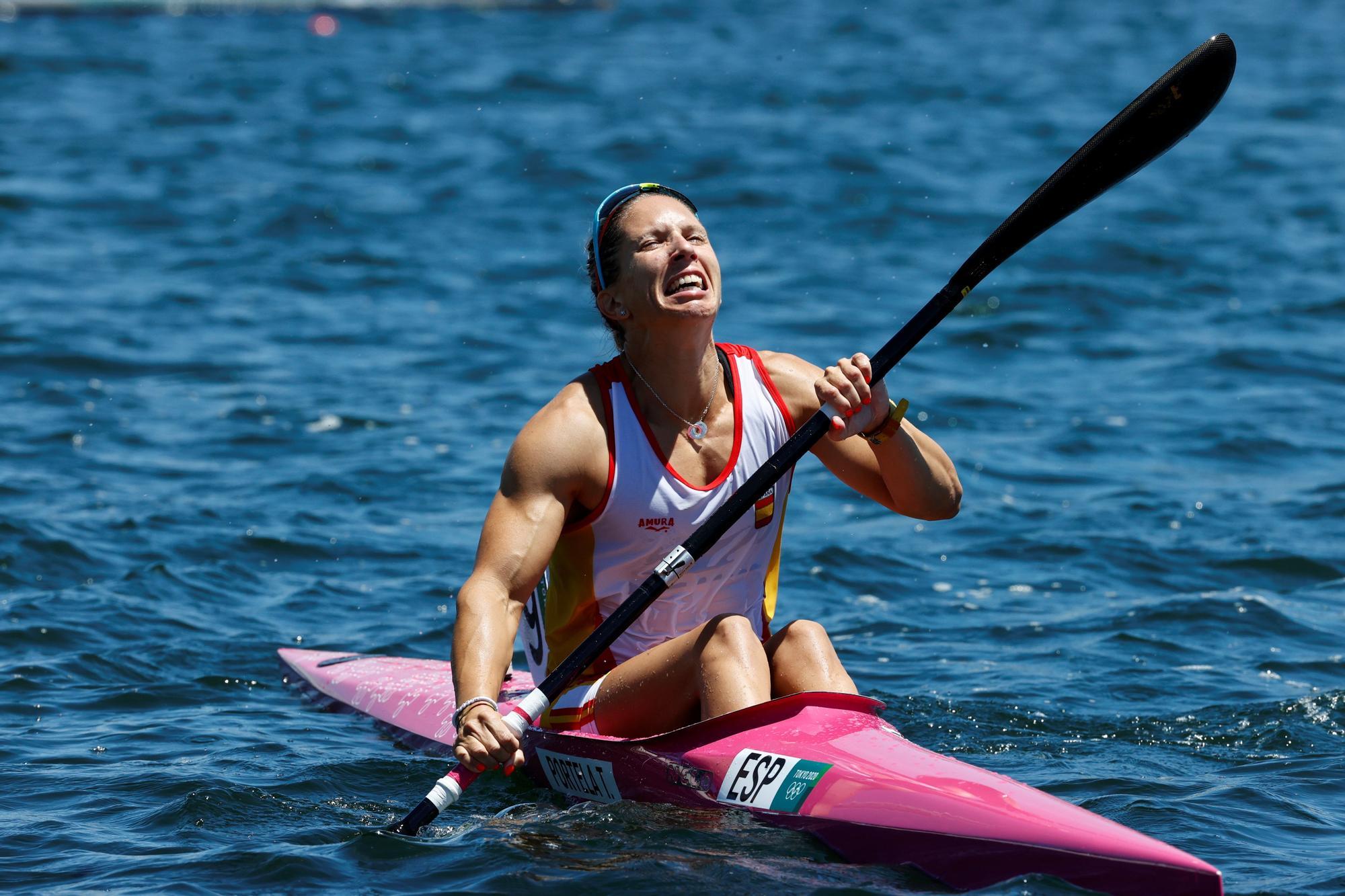 A la sexta fue la vencida: Teresa Portela, plata en Tokio