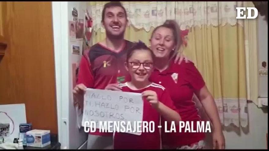 Coronavirus en Canarias: El fútbol, unido contra el virus