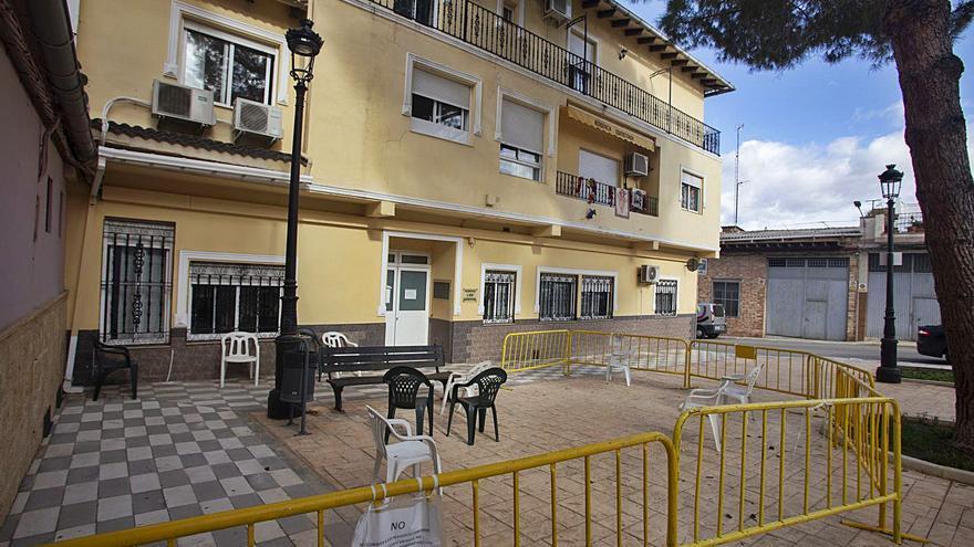 Contagio general en la residencia de Quatretonda: 35 positivos y dos fallecidos