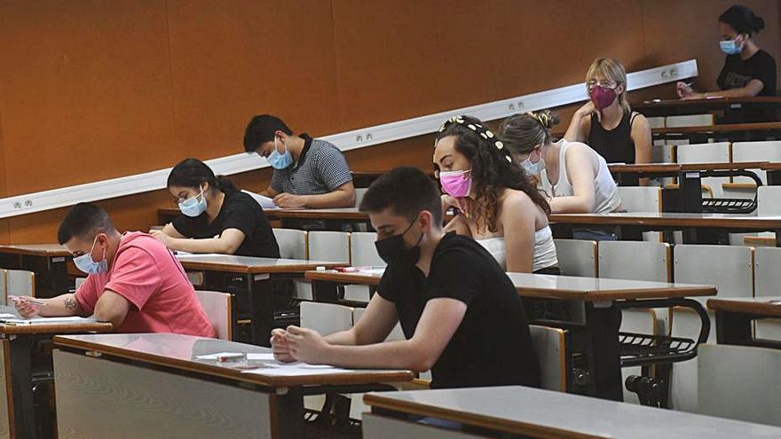 La Región quiere una EBAU en su estado original para el próximo curso