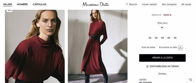 El vestido rebajado de La Reina Letizia con el que protagoniza su mejor look de la temporada