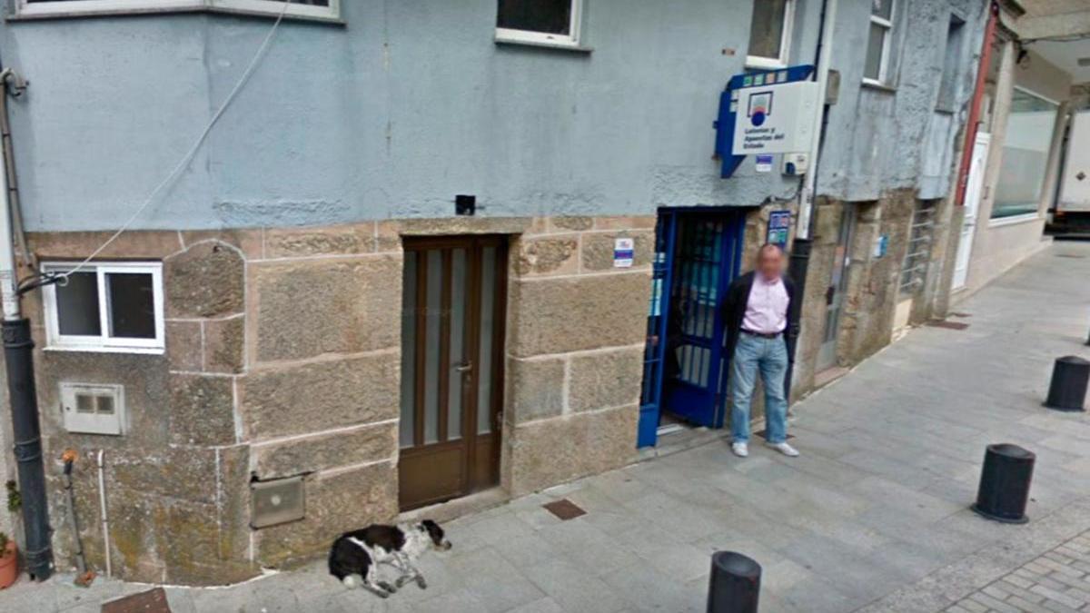 Administración de Lotería número 1 de A Cañiza / Google Maps