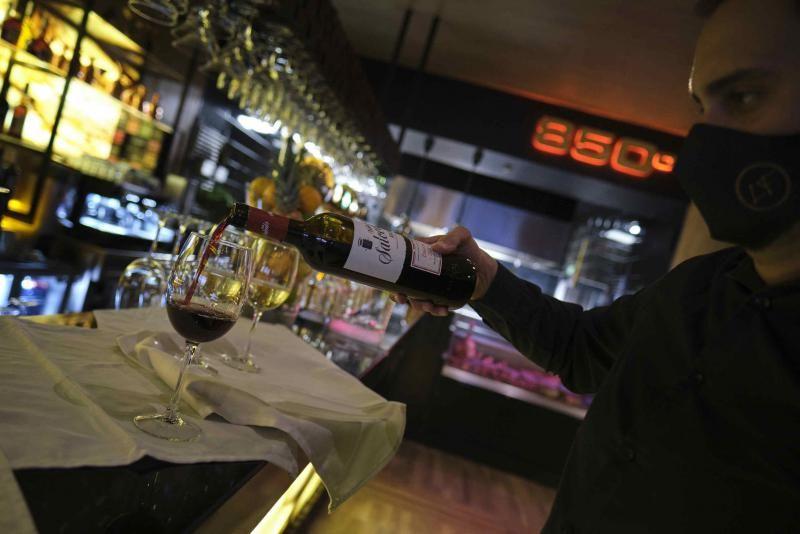 Inauguración Restaurante La Foret