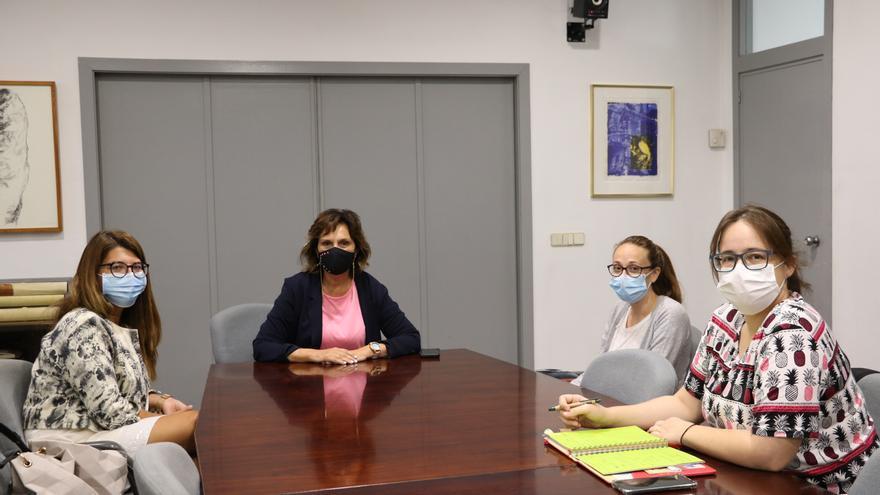 Quart colabora con el centro de salud para mejorar la atención