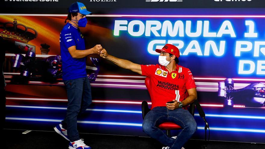 El público vuelve a la Fórmula 1 en Montmeló con dos españoles de nuevo en carrera