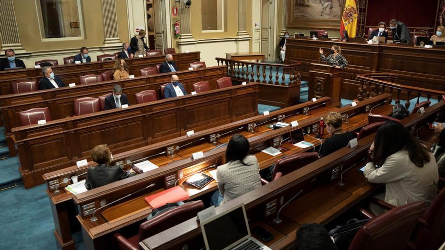 El Parlamento rechaza cesar a los cinco cargos públicos que se saltaron el turno de vacunación