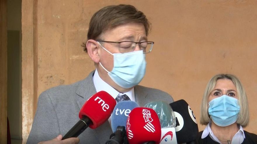 Puig aboga por inocular con AstraZeneca a quienes recibieron la primera dosis de la vacuna