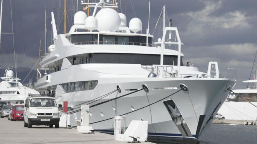 Corona-Fälle an Bord: Yacht der Königsfamilie von Katar auf Mallorca unter Quarantäne