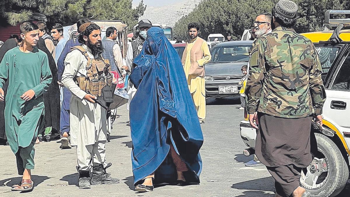 Afganistán  y el Derecho Internacional