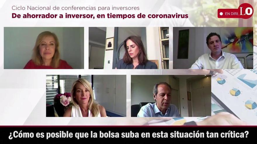 Webinar 'De ahorrador a inversor en tiempos de coronavirus' (I)