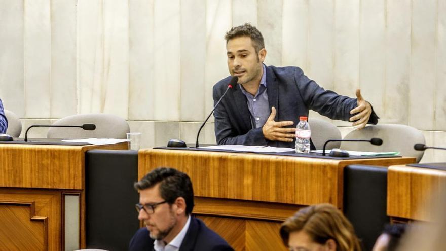 Compromís denuncia que la Diputación sigue sin conceder las ayudas por la DANA 20 meses después