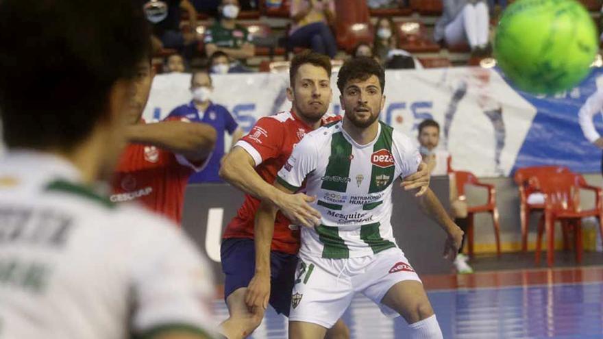 El Córdoba Futsal va con todo ante el Levante en Vista Alegre