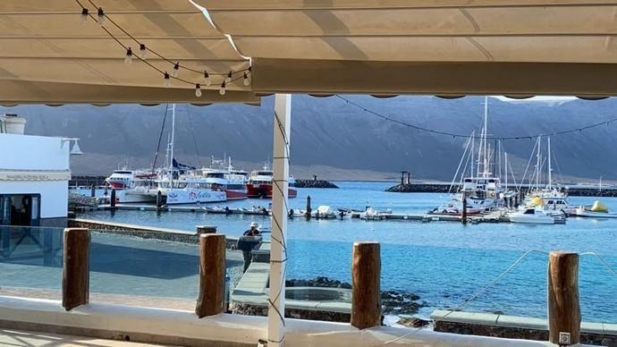 Desescalada en Canarias   La vida en La Graciosa