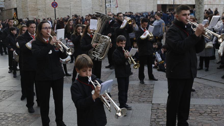 Las bandas de Semana Santa de Zamora solicita a Sanidad poder reunirse para ensayar