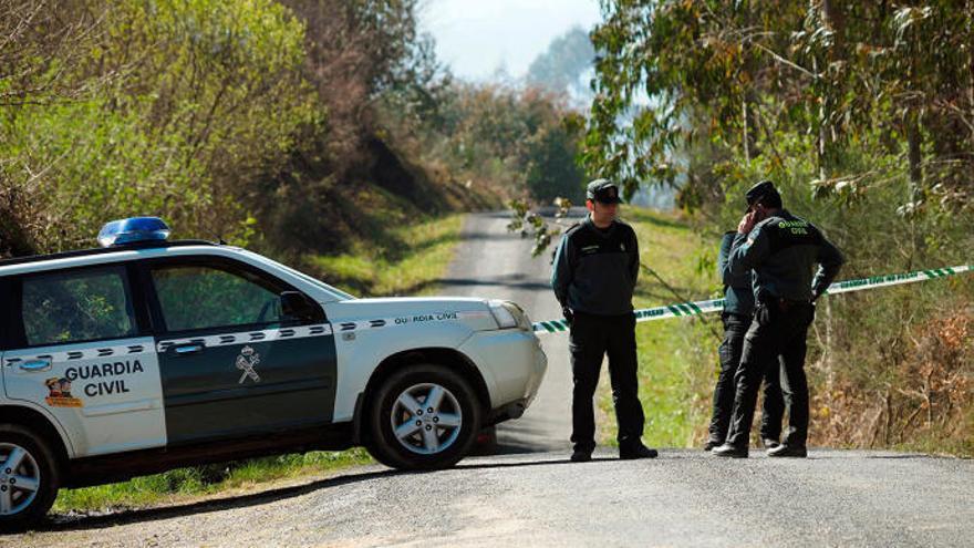 Prisión sin fianza para dos de los investigados por el cuerpo calcinado en Toques