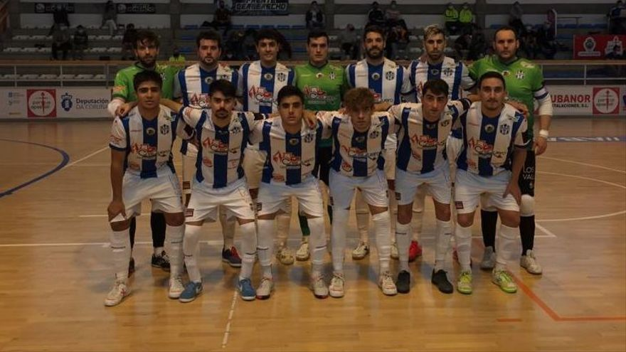 El Atlético Benavente sí podrá jugar contra el Santiago Futsal el sábado