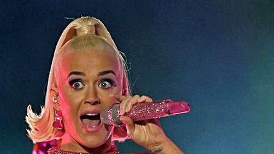 Nuevo disco de Katy Perry en agosto