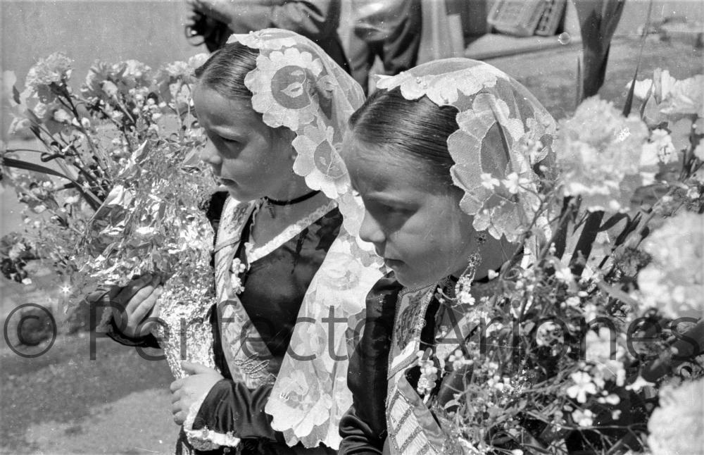 HOGUERAS DE SAN JUAN 1971