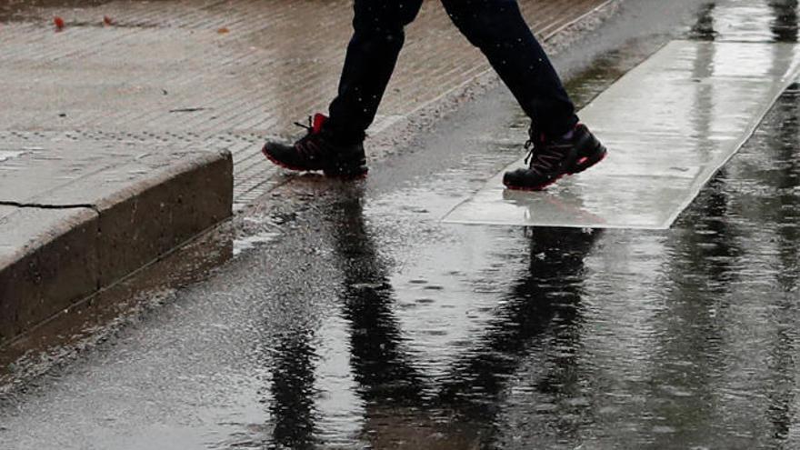 La Palma encabeza las lluvias este martes en España, con casi 30 litros por metro cuadrado