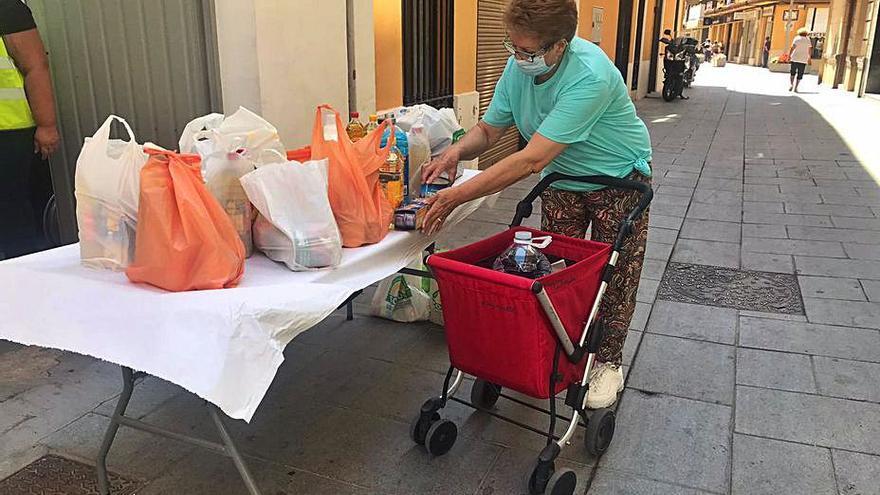 Aumentan un 112 % los usuarios del plan de emergencia social de Cullera