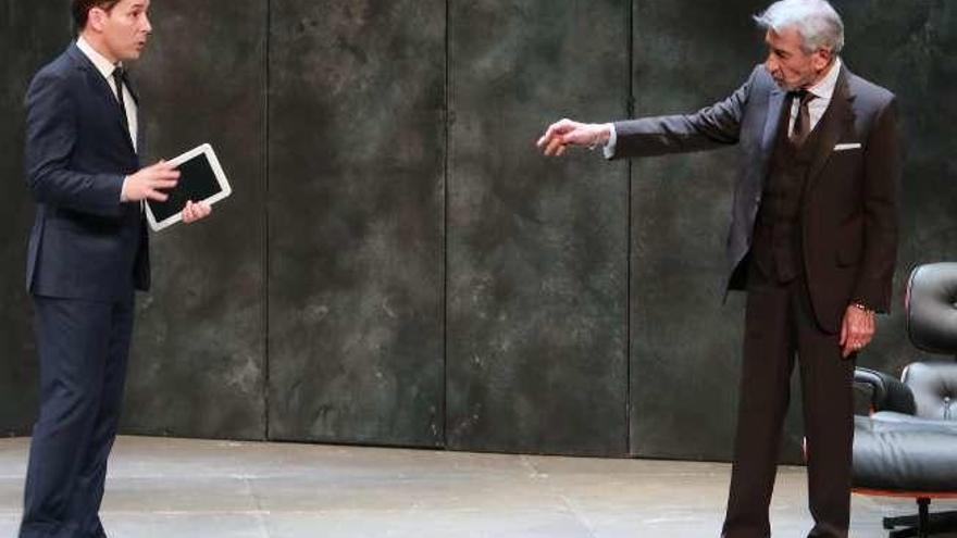 José Sacristán protagoniza la última obra de David Mamet