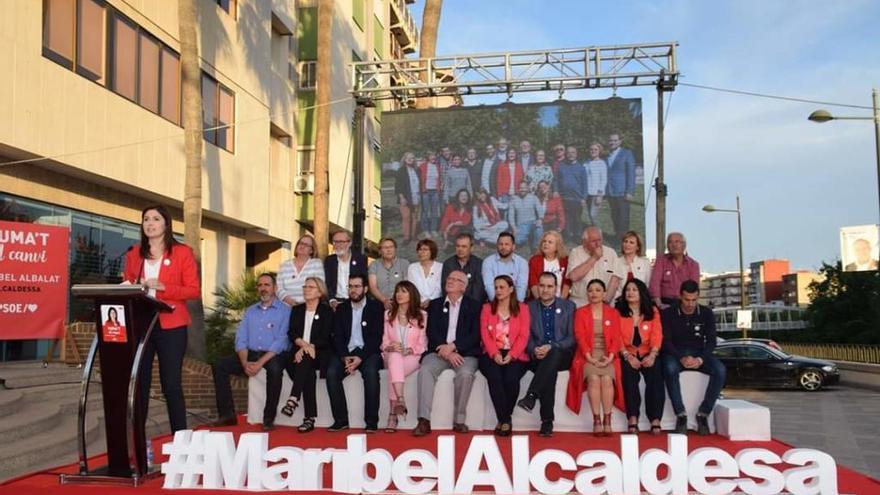 Albalat promete un centro de día y 400 plazas públicas de aparcamiento