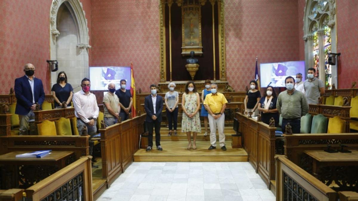 El IMAS firma convenios con 16 ayuntamientos por 1,3 millones de euros para paliar los efectos de la pandemia