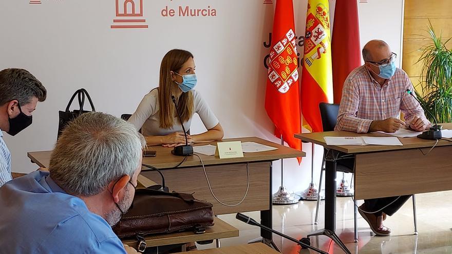 67 vías de Murcia cuentan con nueva denominación