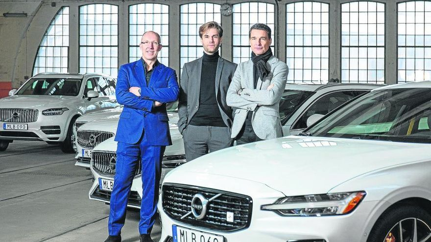 Las claves del nuevo diseño de Volvo Cars