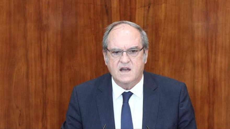 Gabilondo emplaza a Cs y Vox a dejar caer el Gobierno de Ayuso en Madrid