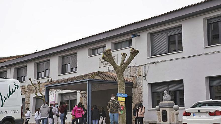 El Instituto de Muga recibe una subvención de 766.000 euros