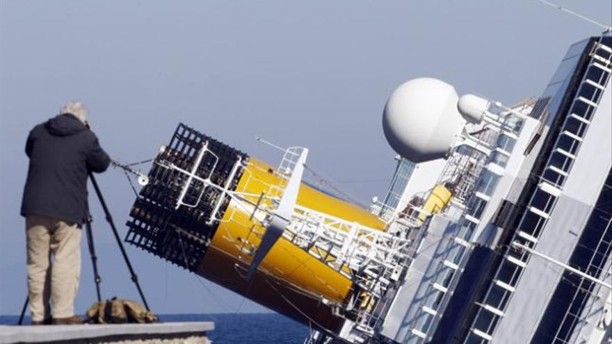 National Geographic emite imágenes inéditas del Concordia