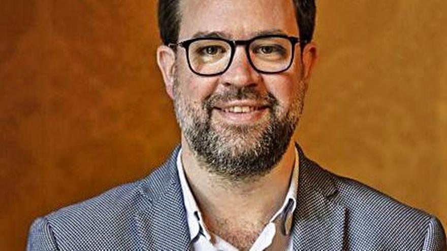 Antoni Noguera, «satisfecho» con el relevo del coordinador de vacunación, Carlos Villafáfila