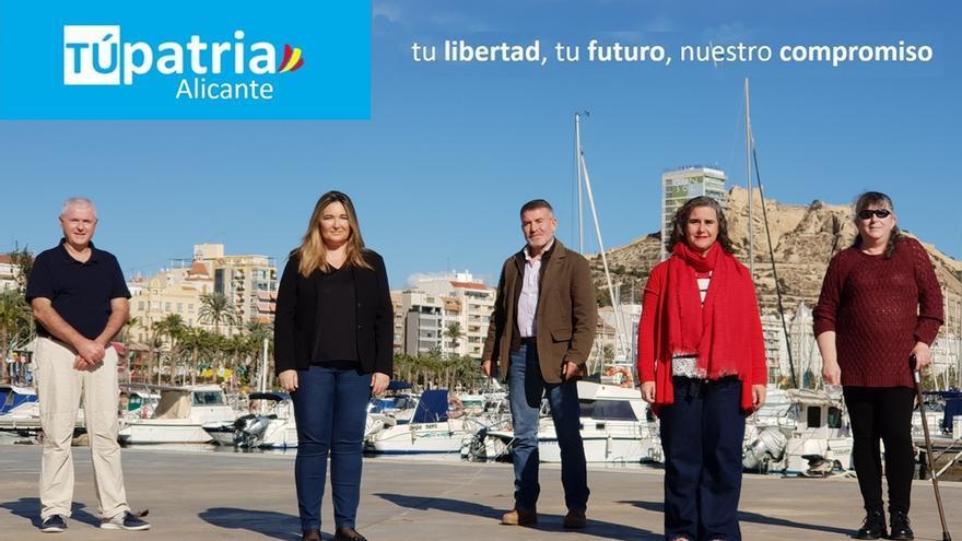 Los disidentes de Vox crean Tupatria en Alicante