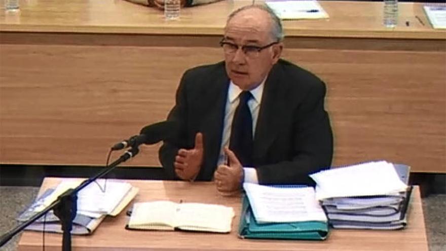 Rato responsabiliza al Banco de España del fiasco de la salida a Bolsa de Bankia