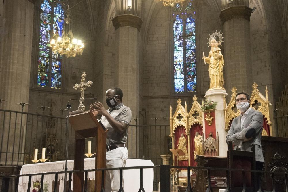 La Seu fa lluir les seves arrels romàniques