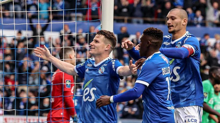 Kevin Gameiro sigue goleando en Francia