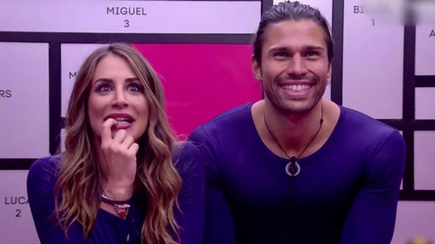 'Secret Story': Luca y Cristina Porta se salvan y Canales Rivera se queda con las esferas de los Gemeliers