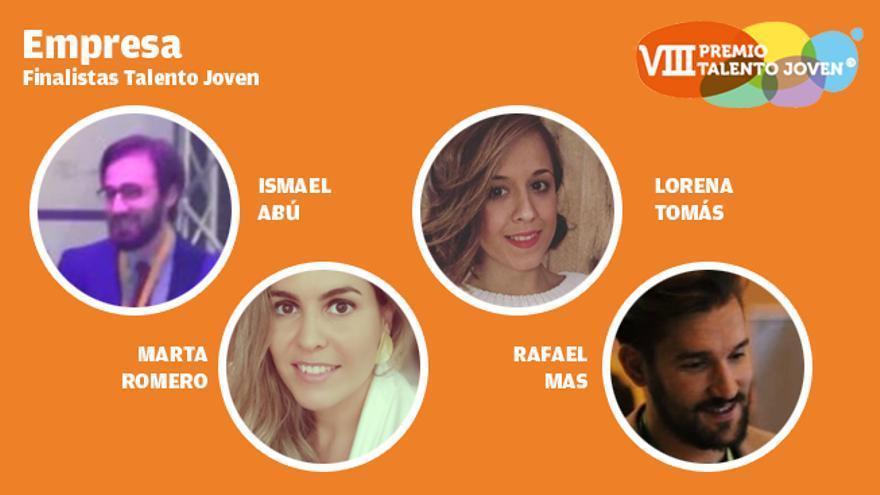 PREMIOS | Juventud y talento para rediseñar el tejido empresarial valenciano