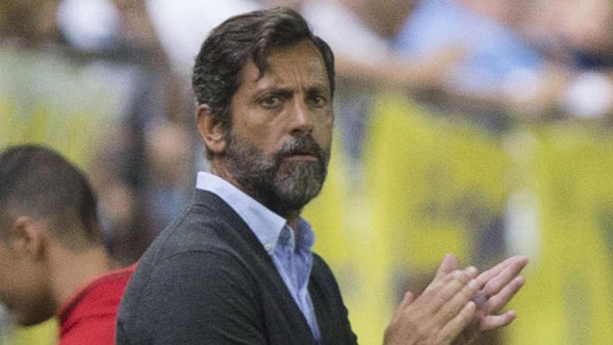 El Espanyol destituye a Quique Sánchez Flores a falta de un mes para el final de la Liga